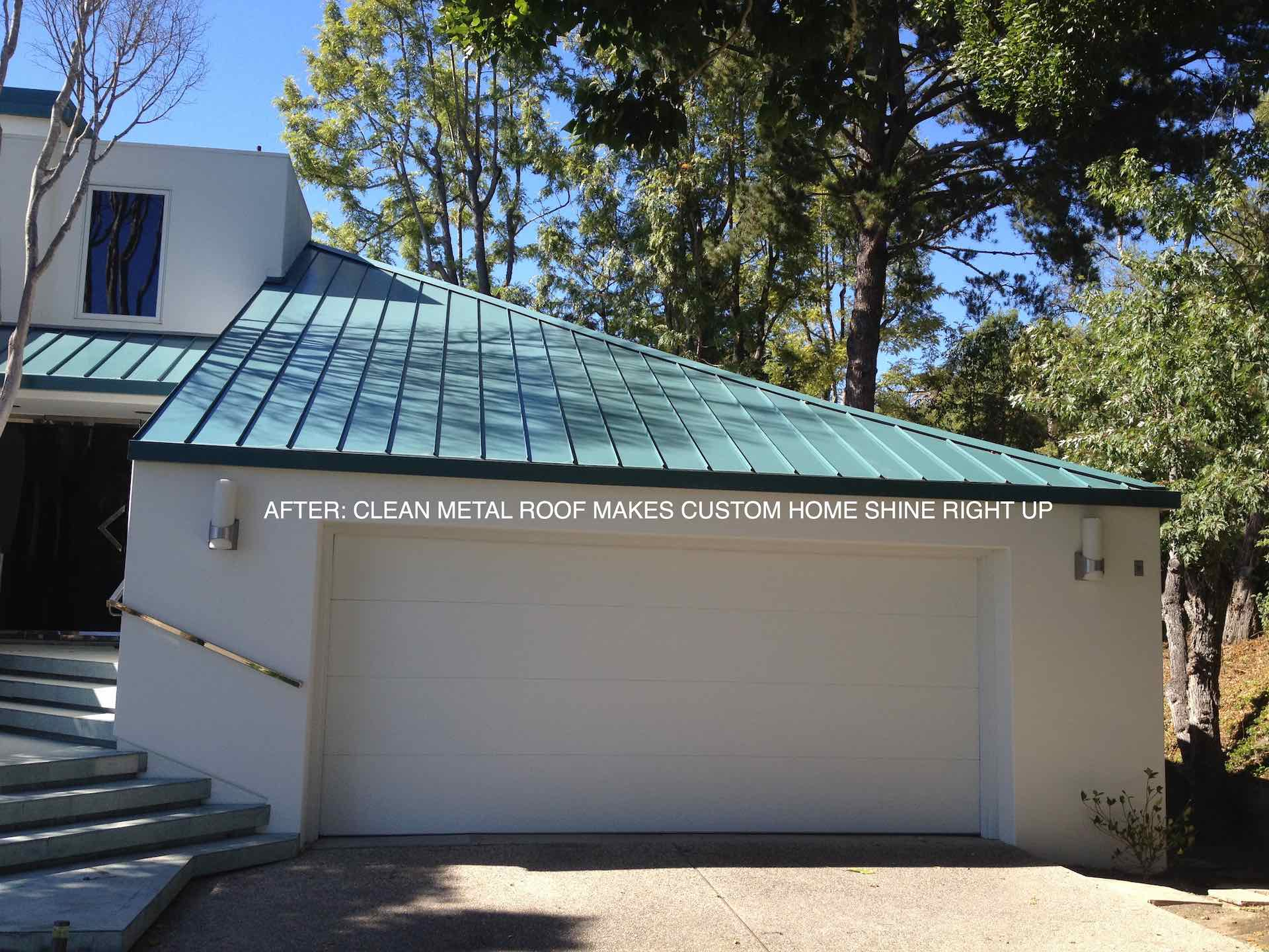 Professional Roof Cleaning Service Roof Cleaning