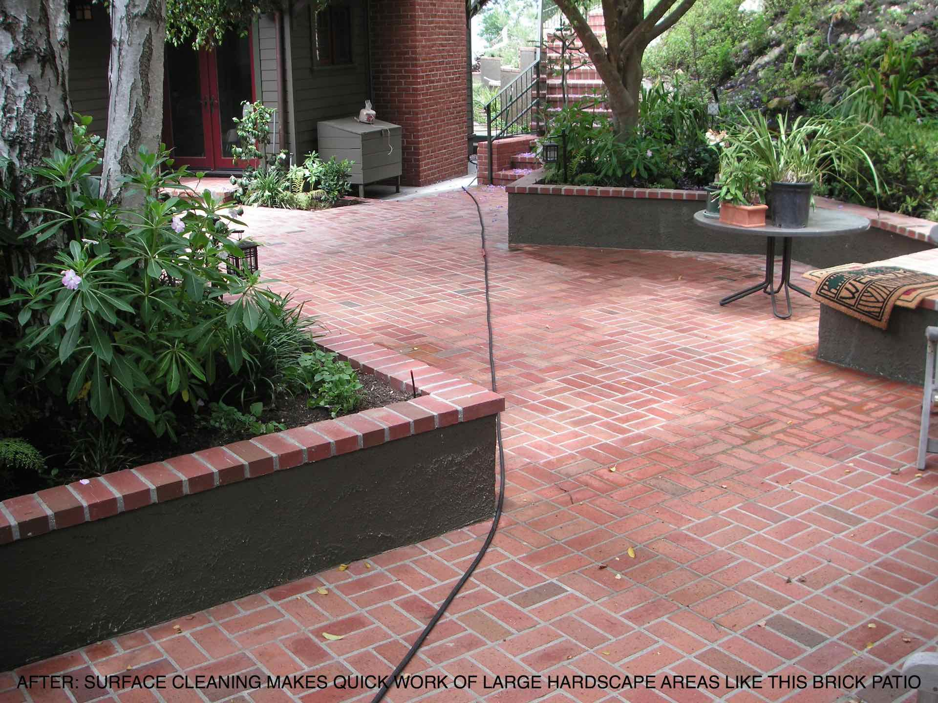 Professional Exterior Surface Cleaning Service, High