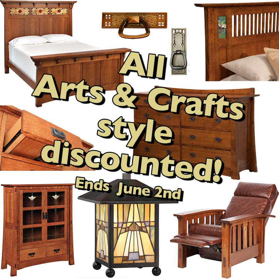 ArtsCrafts Furniture